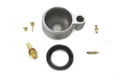 V-Twin 35-1452 - Linkert Carburetor Float Bowl Assembly