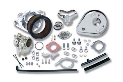 "V-Twin 35-9229 - S&S 1-7/8"" Super E Carburetor Kit"