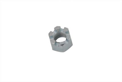 V-Twin 37-0564 - OE Castle Nut with Flange