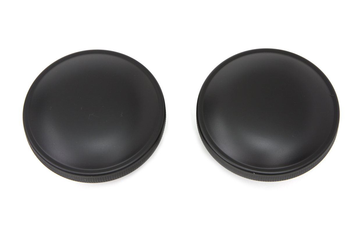 V-Twin 38-0538 - Ratcheting Style Gas Cap Set Vented and Non-Ven