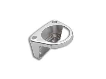 V-Twin 39-0143 - Chrome Single Gauge Housing
