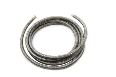 V-Twin 40-0245 - Braided Stainless Steel Hose