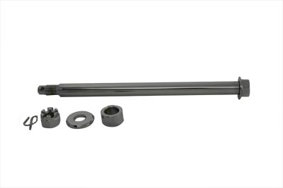 V-Twin 44-0643 - Chrome Rear Axle Kit