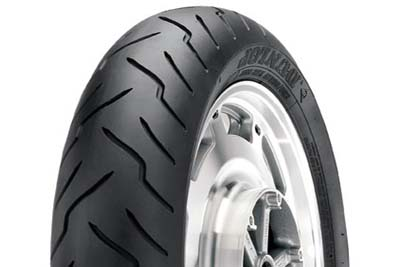 "V-Twin 46-0235 - Dunlop American Elite 130/80B X 17"" Blackwall"