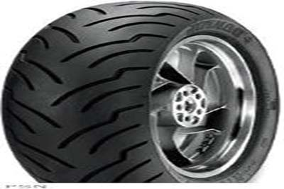 "V-Twin 46-0236 - Dunlop D401 200/55R X 17"" Blackwall"