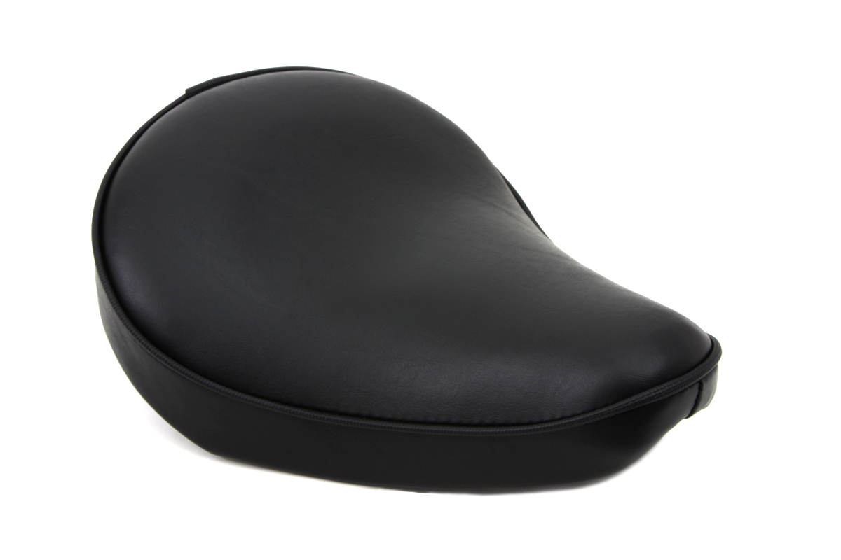 V-Twin 47-0070 - Black Smooth Solo Seat Small