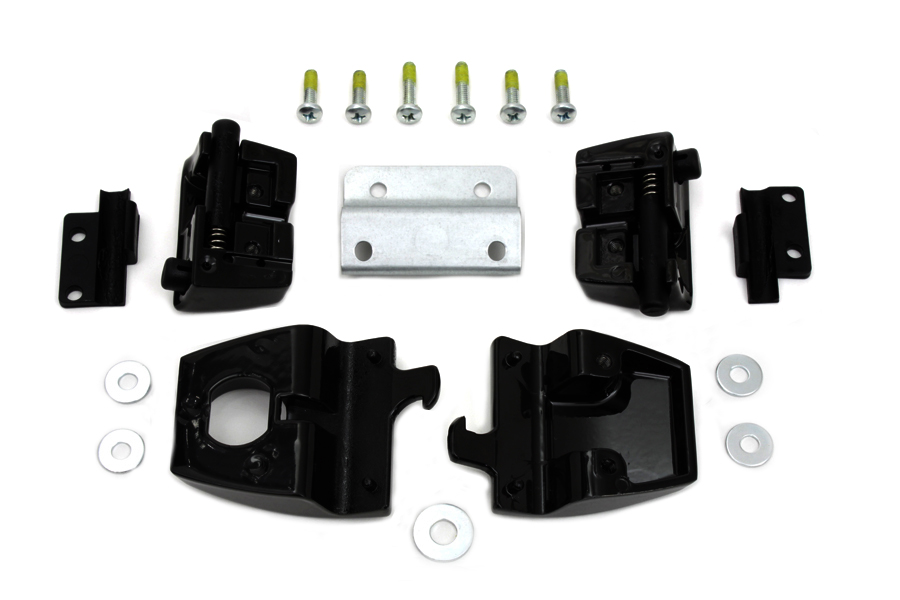 REPLICA TOURING LUGGAGE PACK LATCH KIT VTWIN 49-0890