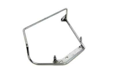 V-Twin 49-2548 - Chrome Right Saddlebag Mount Bracket