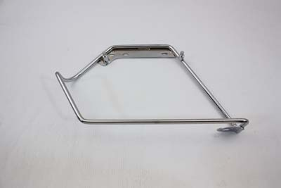 V-Twin 49-2549 - Chrome Saddlebag Left Mount Bracket