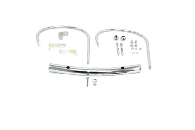 V-Twin 50-1062 - Rear Fender Bumper without Grill