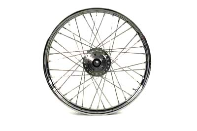 "V-Twin 52-0191 - 21"" Front Spoke Wheel"