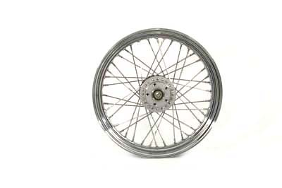 "V-Twin 52-0192 - 19"" Front Spoke Wheel"