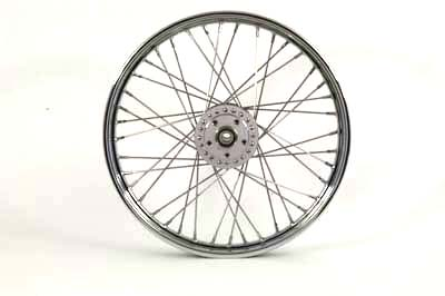 "V-Twin 52-0193 - 21"" Front Spoke Wheel"
